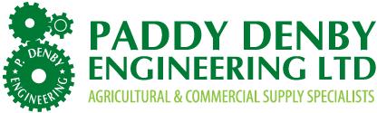 Paddy Denby Engineering Ltd Logo